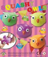 Squashy Owls (50mm)