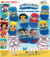 DC Superfriends Wobblerz (50mm)
