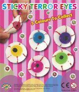 Sticky Terror Eyes (50mm)