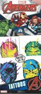 Avengers (Flat Pack Tattoos)