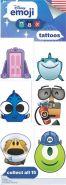 Disney Emoji (Flat Pack Tattoos)