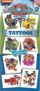 Paw Patrol (Flat Pack Tattoos)
