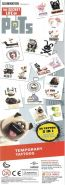 Secret Life of Pets (Flat Pack Tattoos)