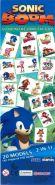 Sonic the Hedgehog (Flat Pack Tattoos)