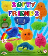 Softy Friends (69mm)