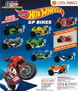 Hot Wheels GP Bikes (50mm)