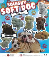 Squishy Soft Dog (50mm)