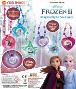Frozen Magical Light Necklaces (50mm)