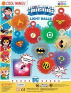 DC Superfriends Light Balls (50mm)