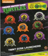 TMNT Disc Launchers (50mm)