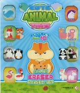 Cute Animal Tins (50mm)