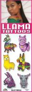 Llama (Flat Pack Tattoos)