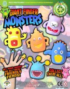 Finger Monsters (50mm)