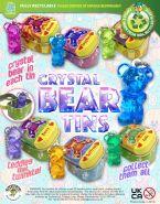 Crystal Bear Tins (50mm)