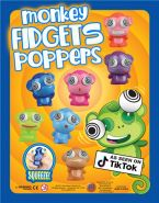 Monkey Fidget Poppers (50mm)
