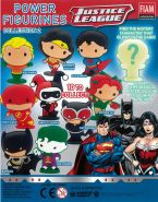 Justice League Power Figurines - Series 2 (55mm)