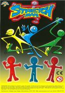 Stretch Men Multicoloured (35mm)